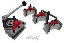 PAULIMOT Schnellwechsel-Stahlhalter-Set, System Multifix, Größe E