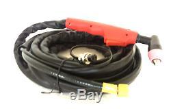 PLASMA CUTTER BRAND NEW 50RX 50A 110V/220V w AG-60 TORCH 1/2 CLEAN CUT SIMADRE
