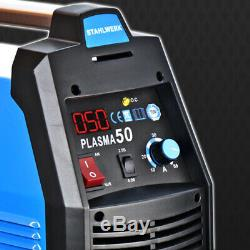 PLASMA CUTTER CUT 50 S HF INVERTER / WELDING MACHINE/ Cutting power up to 12mm