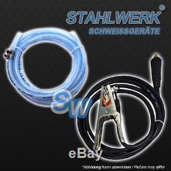 PLASMASCHNEIDER STAHLWERK CUT 120 S HF INVERTER mit SCHNEIDLEISTUNG BIS 40 mm
