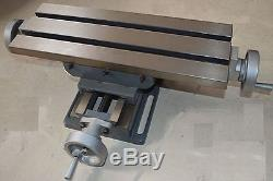 PRECISION COMPOUND MILLING CROSS TABLE 18 1/2 x 6 ENGINEERING FROM CHRONOS