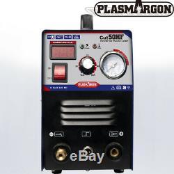 Plasma Cutter 50A Plasmaschneider Luftschneiden CUT50 & Zubehör PT31 Torch new