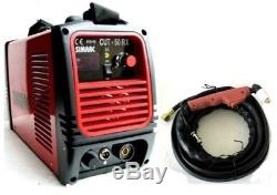 Plasma Cutter 50rx 220v 50 Amp 1/2 Clean Cut Handle Style Torch Simadre