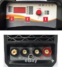 Plasma Cutter/tig/mma 3 In 1 Or Plasma Cutter/mma 2 In 1 DC Inverter Welder+kits