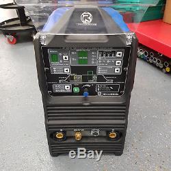 R-Tech TIG Welder Digital AC/DC 210 Amp 240v