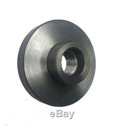 Rdgtools 100mm Lathe Chuck Backplate Threaded For Myford Super 7 1-1/8 X 12tpi