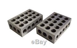 Rdgtools Engineers 1 2 3 Blocks Precision Ground Hardened Milling Tools