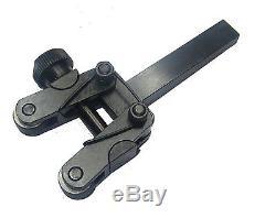 Rdgtools Large Clamp Type / 2 Wheel Industrial Knurling Tool 1 1/2 Cap