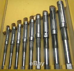 Rdgtools Medium Adjustable Reamer Set (sizes 15/32- 1-3/16) H4 H12