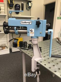 Rotary Swaging Machine / Hand Swager / Bead Former / Hand Jenny