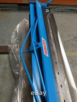 Roxxtek 48 X 1.2mm Capacity Box and Pan Folder