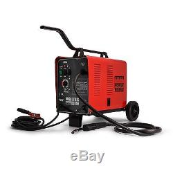 SEALEY 150AMP Gas/Gasless Mig Welder FULL KIT With CO2, Flux & Steel Wire, 5x Tips