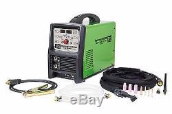 SIP 05770 HG2500P AC/DC Tig Arc Inverter Pulse + Auto Helmet + Pedal E52