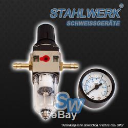 STAHLWERK PLASMASCHNEIDER CUT 70 S Pilot HF INVERTER mit 25 mm Schneidleistung