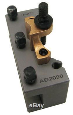 Schnellwechselhalterset Syst. Multifix A weiterentwickelte Version mit AD2090