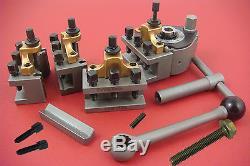 Schnellwechselhalterset System Multifix A / AS mit Härteprüfprotokoll speziell