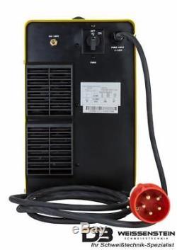 Schweißgerät Inverter MIG MAG 250A IGBT 4 Rollen Drahtvorschub Drahtspule 18 kg