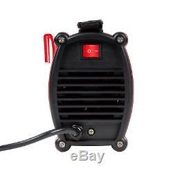 Schweißgerät Inverter Mma E-hand Elektroden 160 Ampere Kabel 230v Profi Igbt Arc
