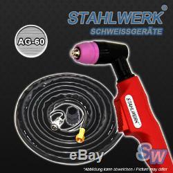 Schweißgerät Stahlwerk Ac/dc Wig 200 Puls Plasmaschneider Inverter Schweißen