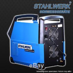 Schweißgerät Stahlwerk Ac/dc Wig 200 Puls Plasmaschneider S Schweißen Inverter