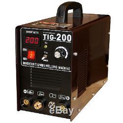 Schweißgerät Tig 200 Inverter Tig / Mma Hf-zündung Inverter Schweißschild Hammer