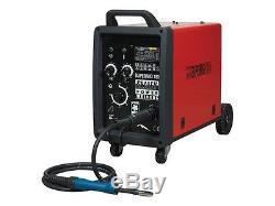 Sealey 180amp 180a Supermig 180 Mig Welder Spot Welding Timer Binzel Euro Torch