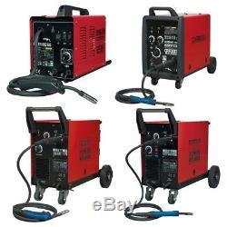 Sealey Mightymig Supermig 100 130 150 170 180 190 200 210 230 amp Mig Welder