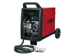 Sealey Supermig 150 Professional Gas Welding 150AMP Mig Welder 230V With Torch