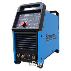 Sherman DIGITIG 200GD 200A AC/DC MMA IGBT Inverter Pulse Welder FREE UK SHIPPING