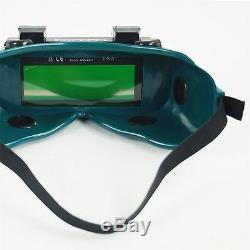 Spargo Auto Darkening Welder Welding Eyes Goggles Glasses Helmet Mask