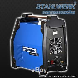 Stahlwerk Schweißgerät Wig 200 Puls S Welding Machine DC Tig Inverter Welder