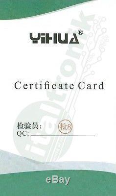 Stazione Saldante Dissaldante Ad Aria Calda Yihua 992da Plus Aspirafumi
