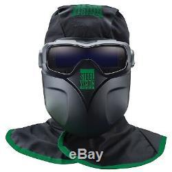 Steel Vision 32000 Auto Darkening Welding Helmet Welding Goggles & Mask Kit