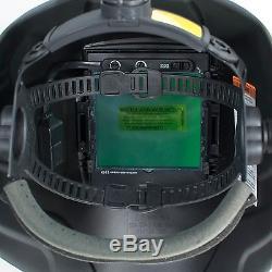 TGR Extra Large View Auto Darkening Welding Helmet Anime Girl 4W x 3.65H