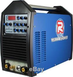 TIG Welder 160AMP AC/DC 240V. Free foot pedal worth £148 0% Finance Available