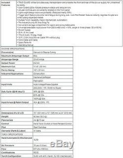 Thermal Dynamics Cutmaster 52 Plasma Cutter 1-5130-1