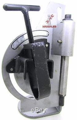 Tube & Pipe Notcher 60 Degree Notch Up To 2-1/8 Tubing & 13pc Bi Hole Saw Kit