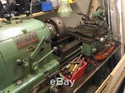 Used metal turning lathe