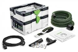 VACUUM CLEANER DUST EXTRACTOR MOBILE FESTOOL CTL SYS 575279 festo power tools