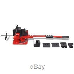 VidaXL Universal Winkelbiegegerät Winkelbieger Biegemaschine Biegegerät manuell