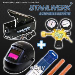 Vollausstattung Schweißgerät Ac/dc Wig 200 Puls Plasmaschneider Inverter Mma