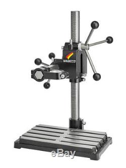 WABECO Bohrständer Fräsständer BF1243 Stahl Säule 750 mm Stahl Ausleger 500 mm