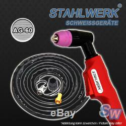 WELDER STAHLWERK AC/DC TIG 200 PULSE and PLASMA CUTTER HF INVERTER ARC STICK