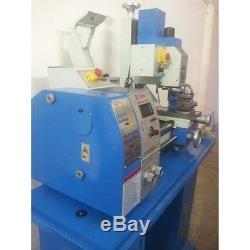 Weiss WMP280VF NEW 11 x 28 Metal Lathe Milling Machine DRO Combo Mill Drill