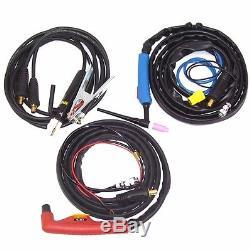 Welder Apex Ac/dc Tig 200 Pulse + Plasma Cutter Hf Inverter Arc Stick Ac DC