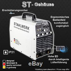 Welder Stahlwerk Ac/dc Tig 170 St Igbt Pulse Profi Inverter Welding Machine