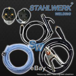Welder Stahlwerk Ac/dc Tig 200 Pulse S Welding Machine Hf Iverter Professional