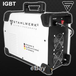 Welder Stahlwerk Ac/dc Tig 200 St Igbt Pulse Profi Inverter Welding Machine