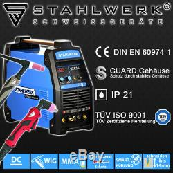 Welder Stahlwerk Ct 535 Plasma S Welding Machine Inverter / Plasma Cutter 55a