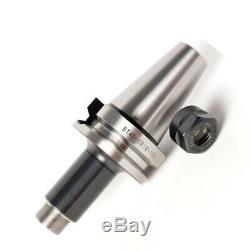 Welding BT40 ER16 For ER16 Collet Chuck Holder Metalworking Milling Replacement